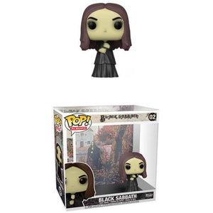 PRE-ORDER DECEMBER 2020 BLACK SABBATH FUNKO POP ALBUMS VINYL FIGURE