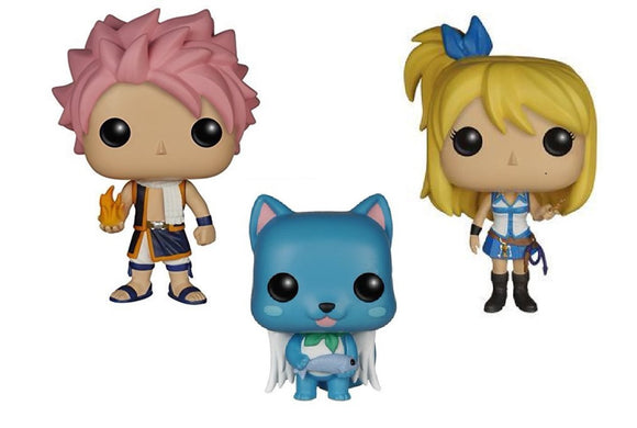 PRE-ORDER AUGUST 2021 FUNKO POP! ANIMATION FAIRY TALE BUNDLE SET OF (3)