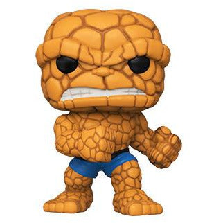 PRE-ORDER TBD 2019 MARVEL FANTASTIC FOUR THE THING FUNKO POP! VINYL FIGURE