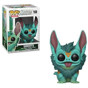 PRE-ORDER SEPTEMBER 2018 Wetmore Forest Smoots Funko Pop! Vinyl Figure
