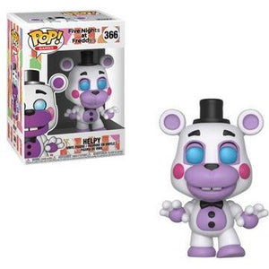 PRE-ORDER JUNE 2018 Five Nights at Freddy's Helpy Funko Pop! Vinyl Figure