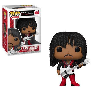 PRE-ORDER JANUARY 2019 Pop Rocks Rick James Funko Pop! Vinyl Figure