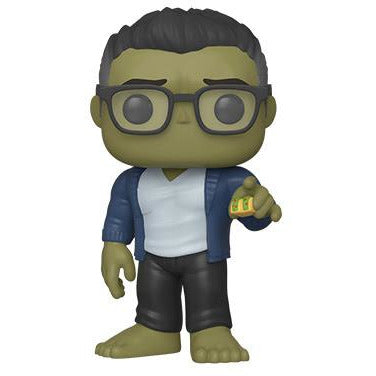 PRE-ORDER TBD 2019 MARVEL AVENGERS ENDGAME HULK WITH TACOS FUNKO POP VINYL FIGURE