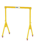Spanco 1A3515-W A-Series Adjustable Height 1 Ton Gantry Crane