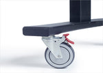 BUILT Height Adjustable Crank Pedestal Base PB150