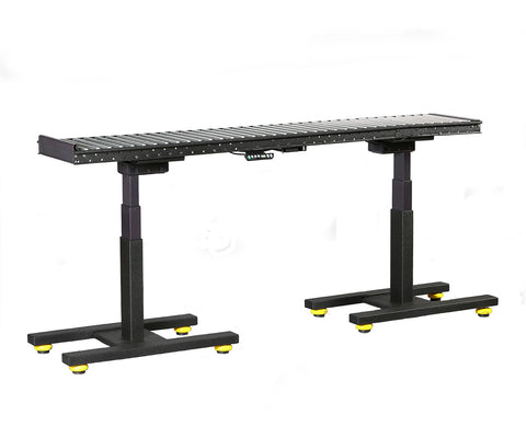 BUILT Height Adjustable Conveyor HACO1884 18″D x 84″L