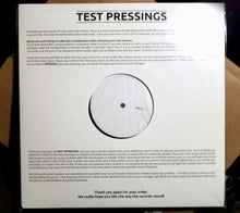 "KEV BROWN ""MINNEAPOLIS JOINTS""  (autographed) TEST PRESS VINYL"