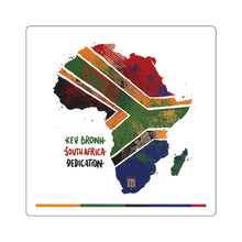 "Kev Brown ""SOUTH AFRICA DEDICATION STICKER"""