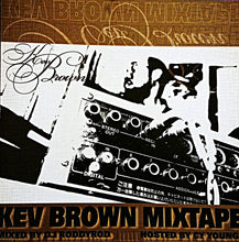 THE KEV BROWN DISCOGRAPHY MIXTAPE