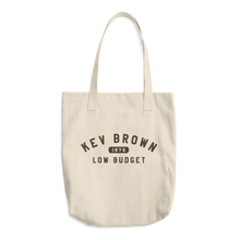 KEV BROWN RECORD/TOTE BAG