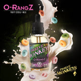 Buy 12 Monkeys - O RangZ at Doctor Vape