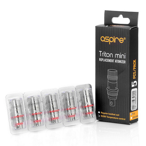 Buy Aspire Triton Mini Coils at Doctor Vape
