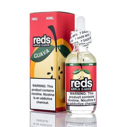 Buy Guava Reds Apple eJuice - 7 Daze at Doctor Vape