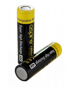Aspire 18650 Battery 1800 mAh 40A