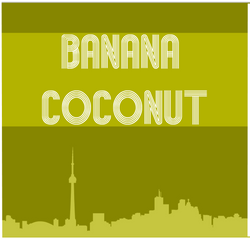 Buy Banana Coconut at Doctor Vape