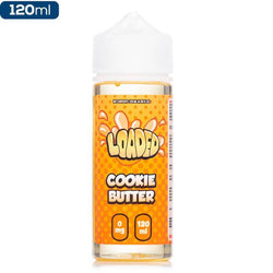 Buy Cookie Butter by Loaded E-Liquid at Doctor Vape