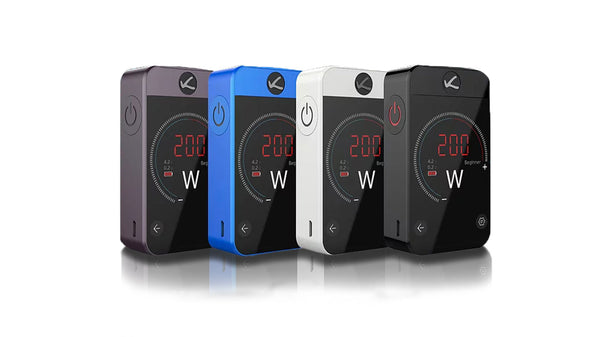 Buy Kanger Pollex Touchscreen Mod at Doctor Vape