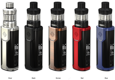 Wismec Sinuous P80 w/ Elabo Mini Starter Kit