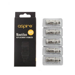 Buy Aspire Nautilus 2 BVC Replacement Coils at Doctor Vape