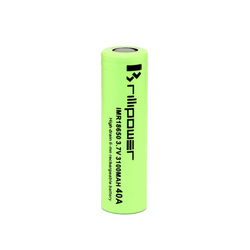 Brillipower 18650 3100mAh 40A Battery
