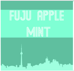Buy Fuji Apple Mint at Doctor Vape
