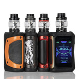 Buy GEEKVAPE AEGIS X 200W Starter Kit at Doctor Vape