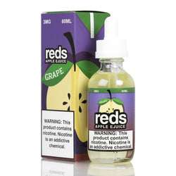 Buy Grape Reds Apple eJuice - 7 Daze at Doctor Vape