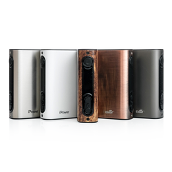 Buy Eleaf iPower 80W TC Box Mod at Doctor Vape