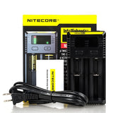 Buy NITECORE I2 BATTERY CHARGER (2-BAY) at Doctor Vape