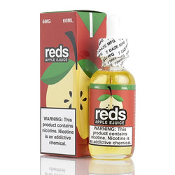 Buy Reds Apple eJuice - 7 Daze at Doctor Vape