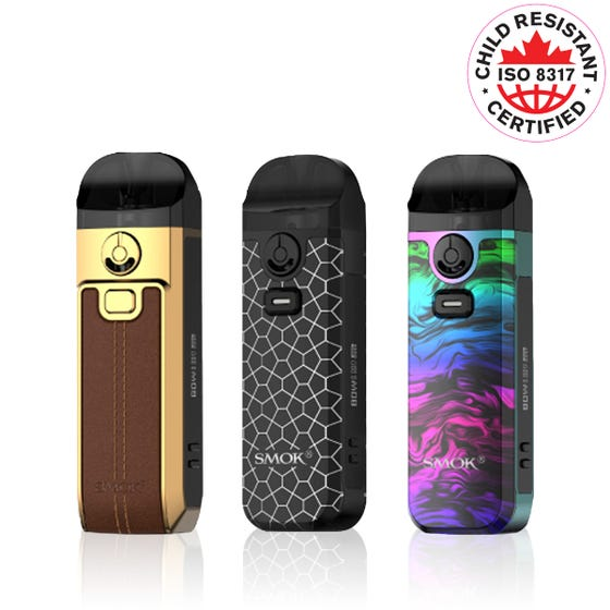 Buy Smok Nord 4 Pod Kit at Doctor Vape
