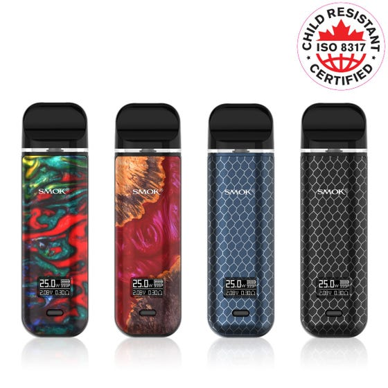 Buy Smok Novo X Open Pod Kit at Doctor Vape
