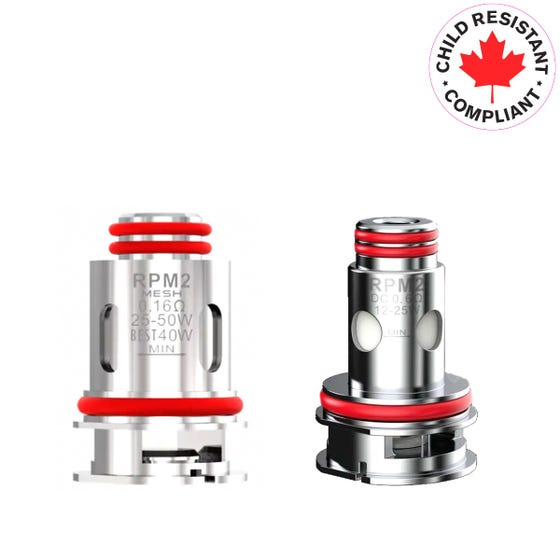 Buy Smok RPM2 Coils at Doctor Vape