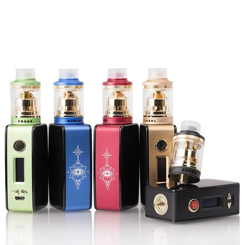 Buy Wake Mod Littlefoot 60W Starter Kit at Doctor Vape