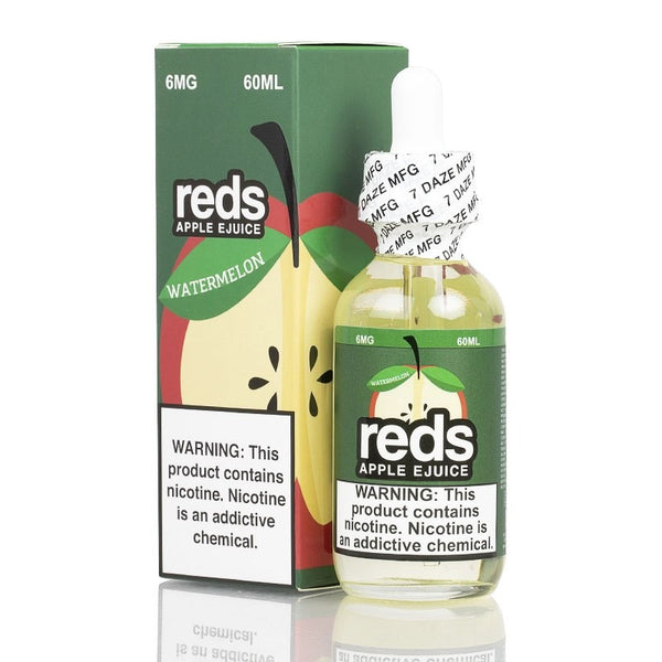 Watermelon Reds Apple eJuice - 7 Daze