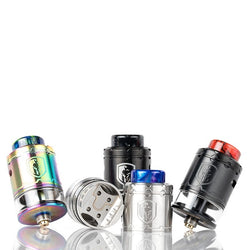 Buy Wotofo Faris RDTA at Doctor Vape