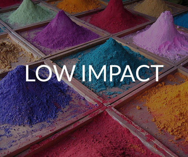 Low Impact Dyes