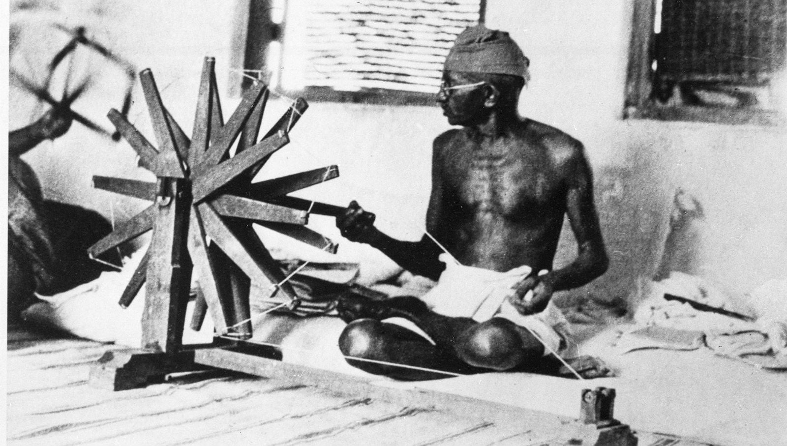 Khadi and Gandhi