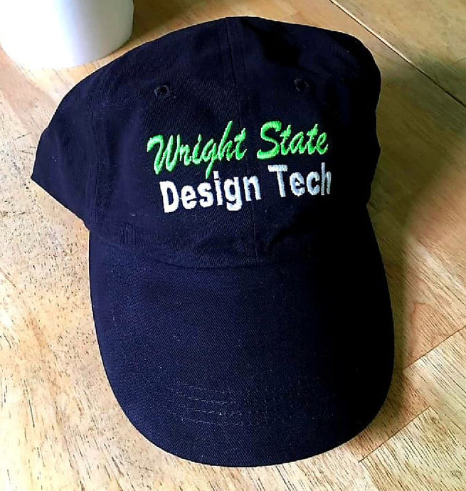 Private listing for Wright State - Unstructured Cap