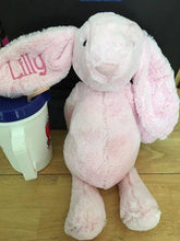 "10"" Personalized Bunnies"