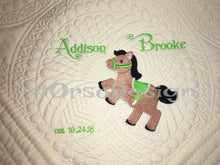 Personalized Heirloom Baby/Lap Quilts