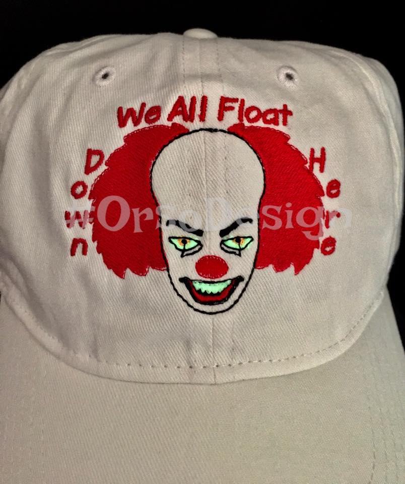 Scary Clown Hat
