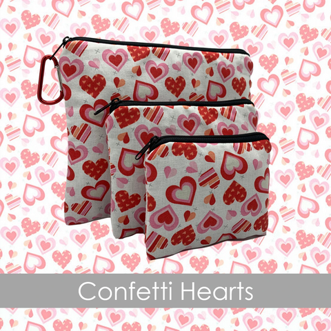 Confetti Hearts | Collection