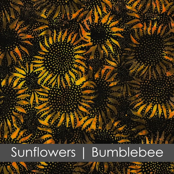 Sunflowers | Bumblebee | Collection