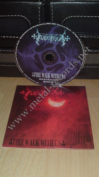 Aborym - Fire Walk With Us (cd promo)