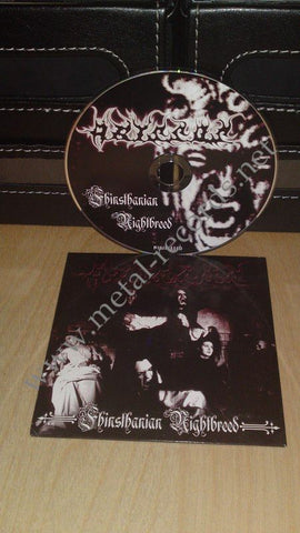 Abyssos - Fhinsthanian Nightbreed (cd promo)