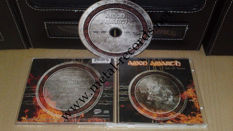 Amon Amarth - Fate Of Norns (cd)