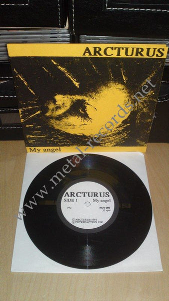 "Arcturus - My Angel (Yellow cover 7"")"