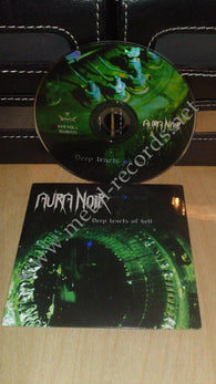 Aura Noir - Deep Tracts Of Hell (cd promo)
