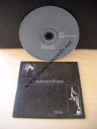 Autumnblaze - Bleak (cd promo)